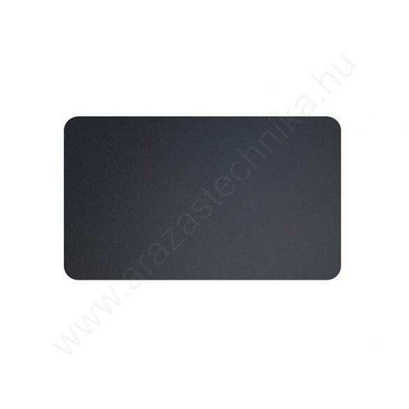 Fekete matrica 8,5 x 5 cm (CS-RECT-8)