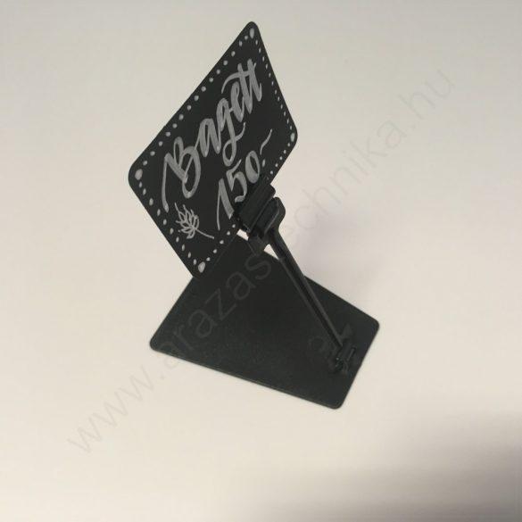 TALPAS A8 fekete krétatábla szett (10cm szár)