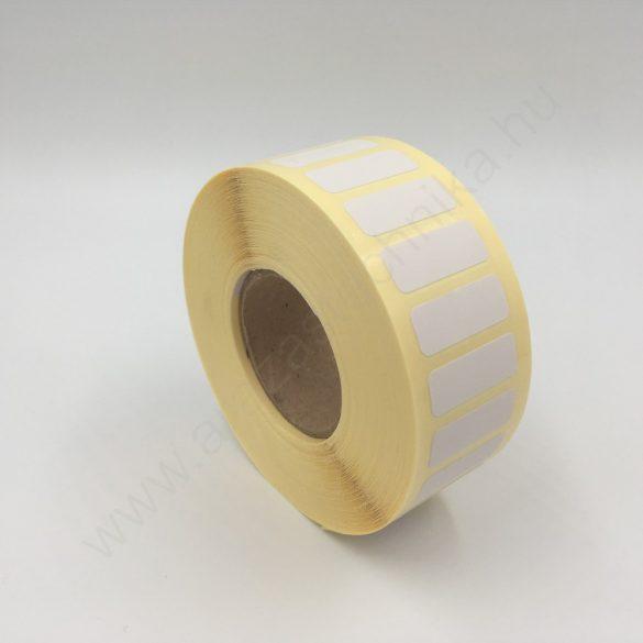 26x10mm THERMO címke( 3000 db/40)