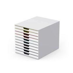 VARICOLOR® 10 fiókos iratrendező doboz MIX 10 (763027 )