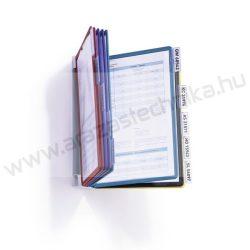 Vario® Wall 10db A4  FALI lapozó (5567-07) kék