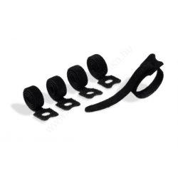 CAVOLINE® GRIP TIE - tépőzáras kábelrendező 20×1cm  (5036-01) fekete