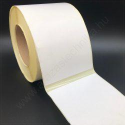 100x180 mm TT papír címke (500 db/76) - erős ragasztó