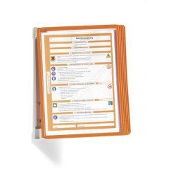 Vario® Wall 5db A4  FALI lapozó (5551-09) narancs