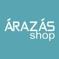 PEPITA nyomot hagyó 40x18mm biztonsági címke - fényes ezüst